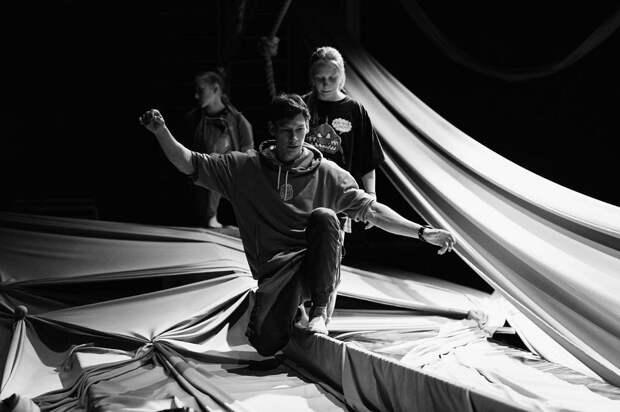 Упсала-цирк выпускает новый спектакль для хулиганов «Рондо»