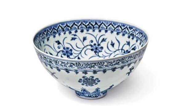 Фарфоровая чаша, купленная за $35, оказалась редким артефактом стоимостью $500 тыс.