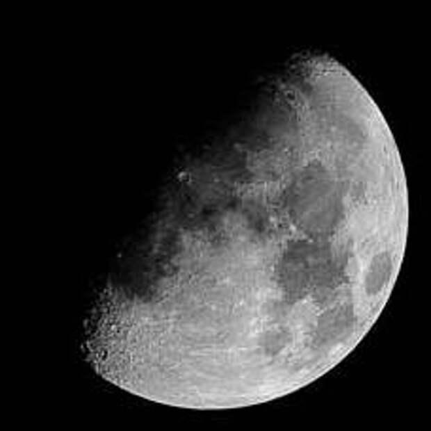 Фаза Луны: Растущая Луна