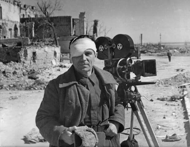Вышла вторая серия документального интернет-проекта о фронтовых операторах «Как снимали войну»