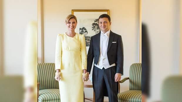 Жена Зеленского назвала вопрос о нарядах болезненным