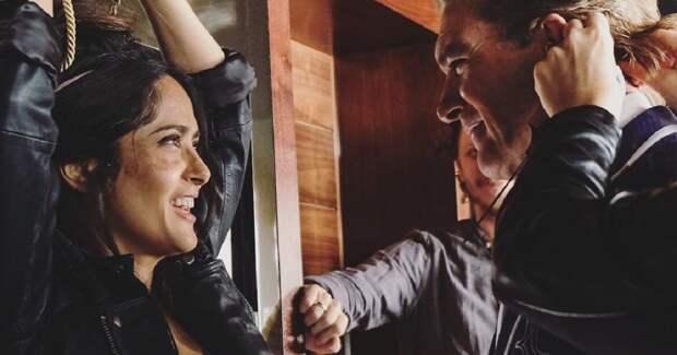 Джоли ушла (или нет), Хайек и Бандерас вернулись: новости недели