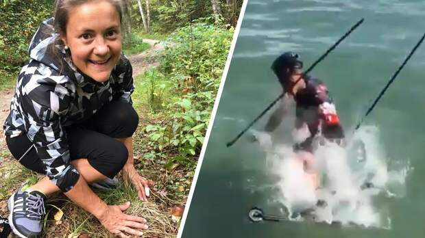 Юрлова-Перхт собирает грибы, Гигонна прыгнул возеро налыжероллерах: что нового убиатлонных топов