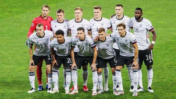 Сборная Германии назвала окончательную заявку на Евро-2020