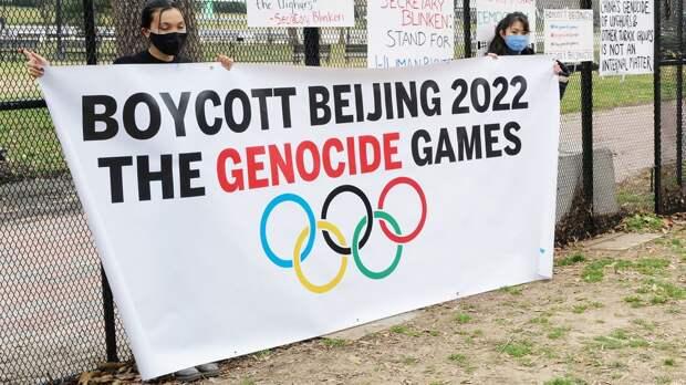 «Друг России» Самуэльссон раскритиковал проведение Олимпиады в Китае