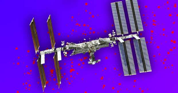 За ночь на МКС сломался туалет, микроволновка и система обеспечения кислородом