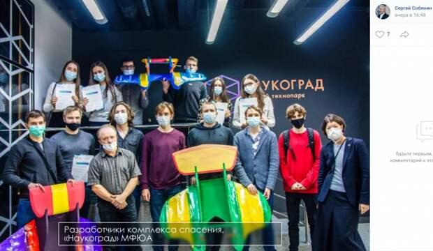 Молодые изобретатели из «Наукограда» МФЮА победили на международной выставке
