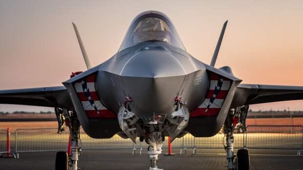 Пентагон рассказал о частых поломках F-35