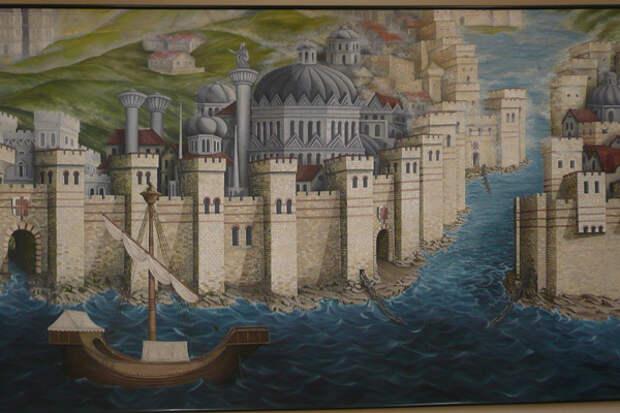 Варяго-русская и варяго-английская дружина в Константинополе XI и XII веков. Глава 12