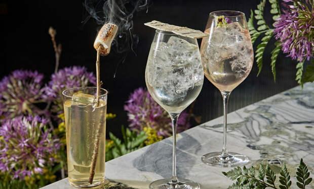 Планы на уикенд: коктейли с липой, блюда с дикими травами и другие предложения ресторанов