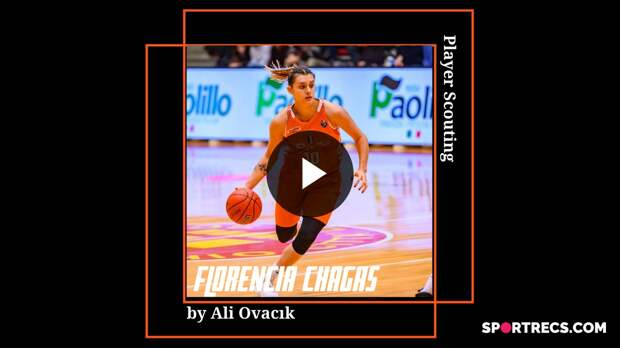 Florencia Chagas - video scouting insight