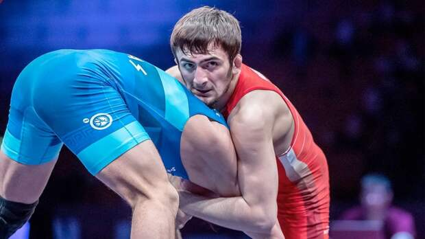 Российские борцы завоевали 4-е золото на чемпионате Европы. Магомедов победил в категории до 61 кг