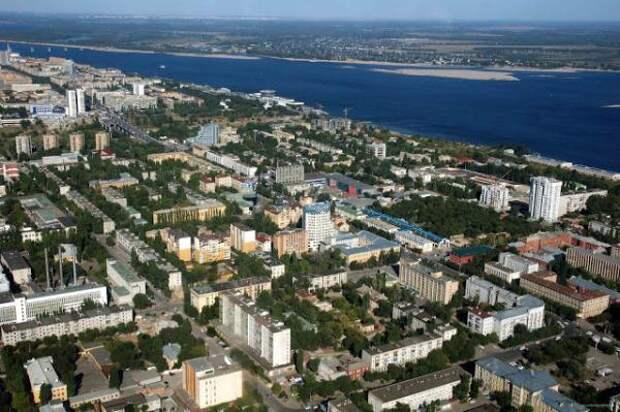 В Волгограде состоялось открытие памятника маршалу Жукову