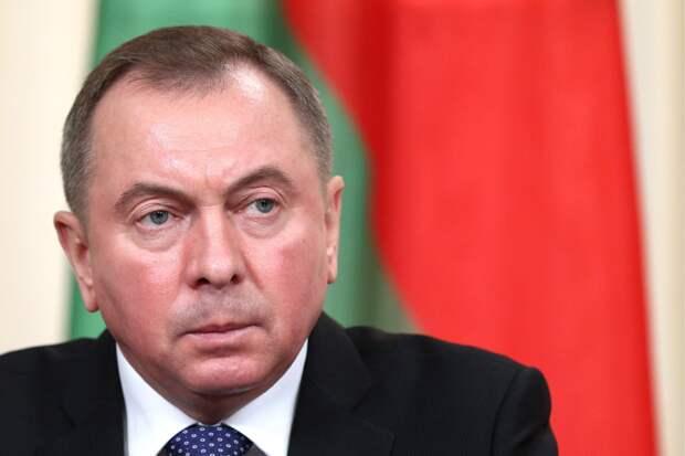 Макей: новые санкции Запада провоцируют в стране экономический кризис