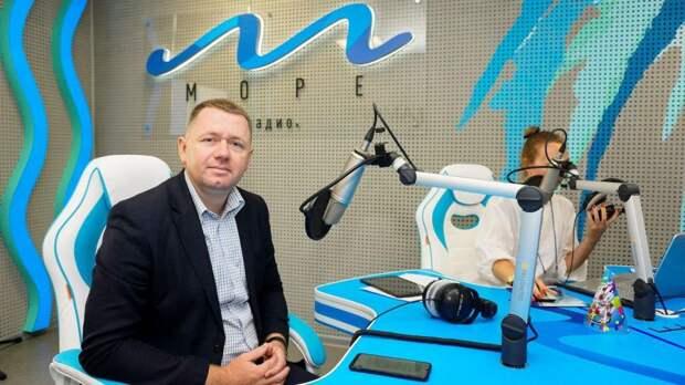 Поздравление Михаила Афанасьева с Днем радио