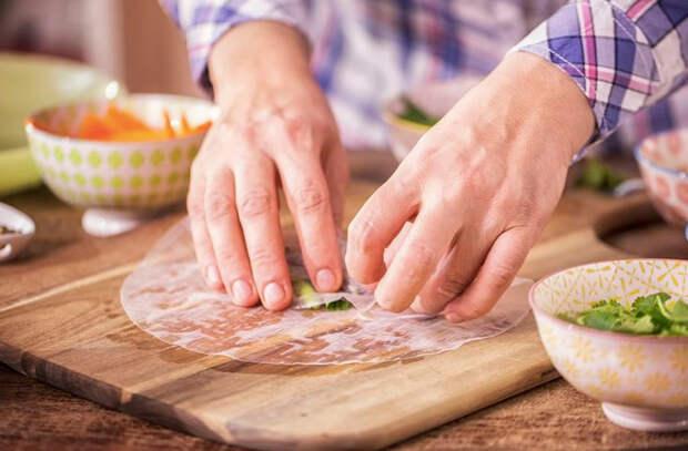 Рисовые роллы: превращаем простые продукты в настоящее чудо