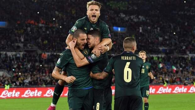 Объявлен состав сборной Италии на Евро-2020