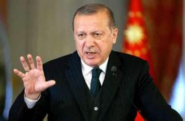 Эрдоган хочет мобилизовать весь мир против Израиля