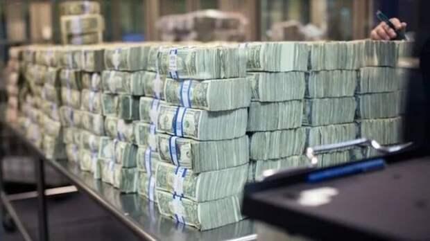 Эксперт: ЦБнакопил почти $35 млрд наличной валюты на«чёрный день»