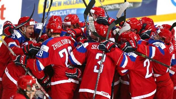 Матч Россия-Канада, полуфинал Кубка мира по хоккею