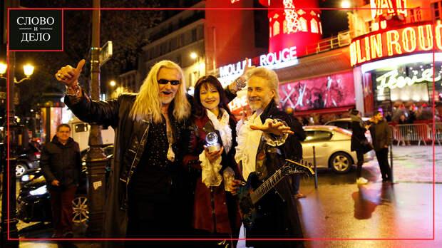 Группа «Мираж» и Никита Джигурда чуть не попали в полицейский участок в Париже