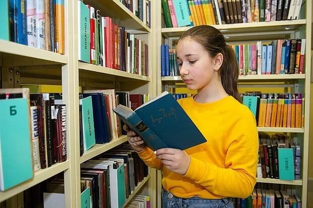Столичные библиотеки передадут москвичам более 220 тысяч списанных книг