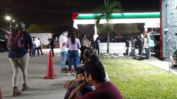 Власти Гондураса объявили чрезвычайное положение из-за нового каравана мигрантов