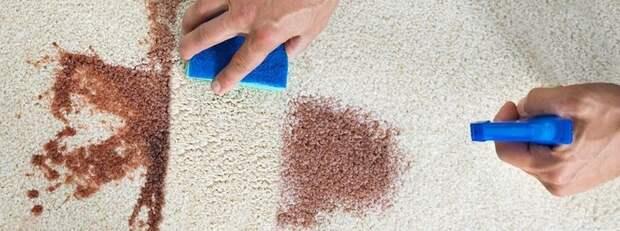 Пятна на светлой ткани от пыльцы