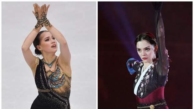 Медведева и Загитова не попали в сборную России на олимпийский сезон