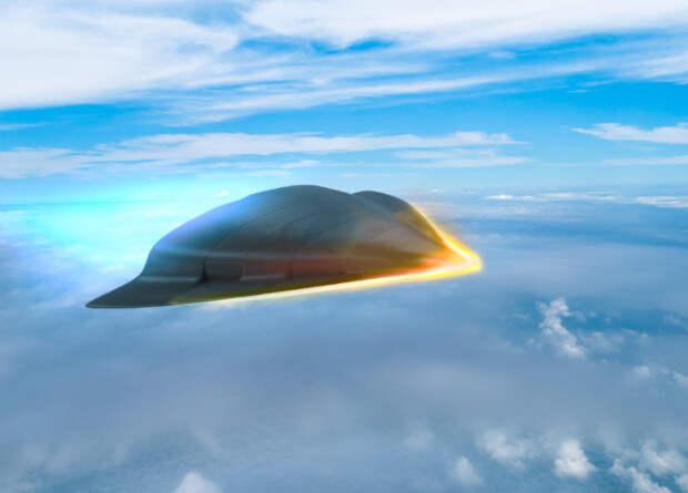 Raytheon защитила эскизный проект гиперзвукового планера