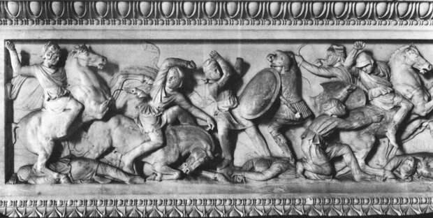 Боевой транс был хорошо знаком античным цивилизациям