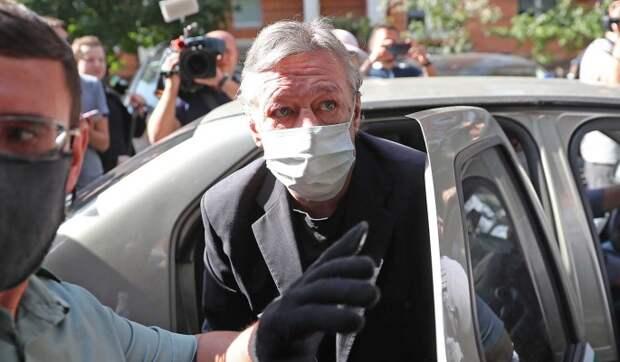 «Меня приговорили к казни»: Ефремов озвучил последнее желание