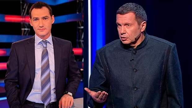 Роман Бабаян обвинил Владимира Соловьева в некорректном поведении