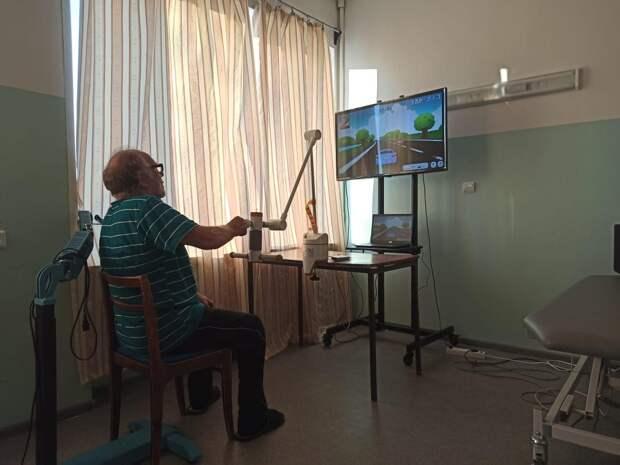В больнице Глазова появилось оборудование для восстановления после инсульта и инфаркта