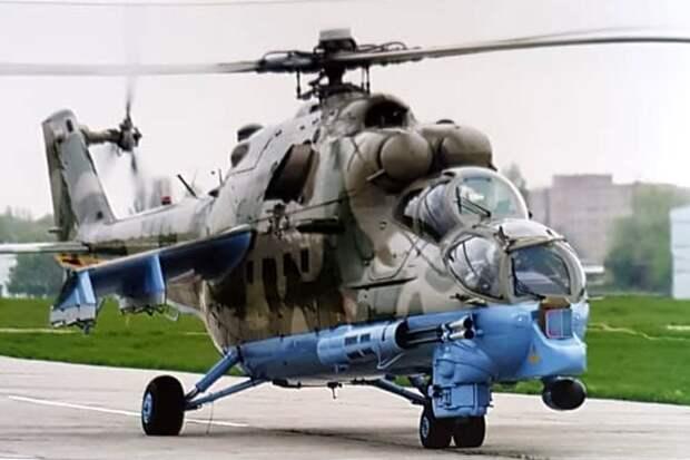 Пушечную версию Ми-24П начали выпускать в Ростове 40 лет назад