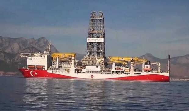 Турция надеется наскидку от России благодаря месторождению газа в Черном море