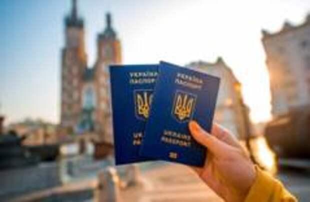 Киев выдаст россиянам паспорта