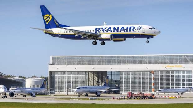 Евросоюз и США собираются привлечь Белоруссию к ответственности за инцидент с Ryanair
