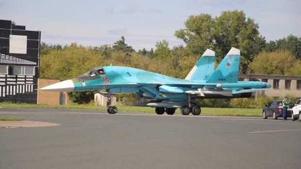 """National Interest: российский """"Утенок"""" Су-34 может стать проблемой для НАТО"""