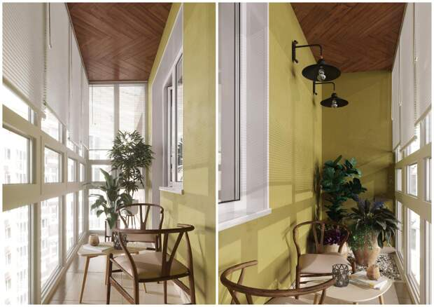 Как превратить балкон в самое любимое место в доме: три варианта классного дизайна