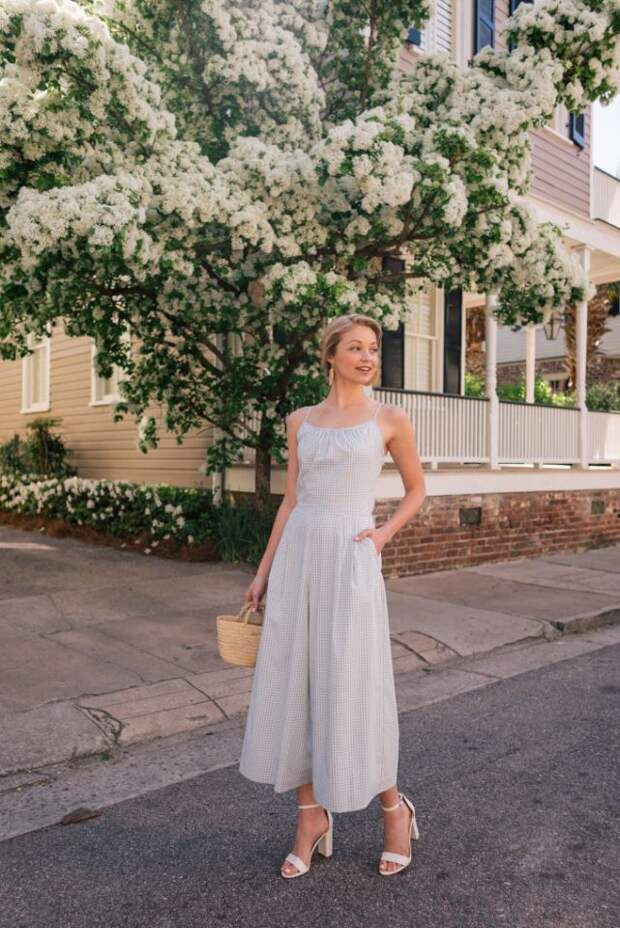 Универсальная вещь: платье-комбинезон