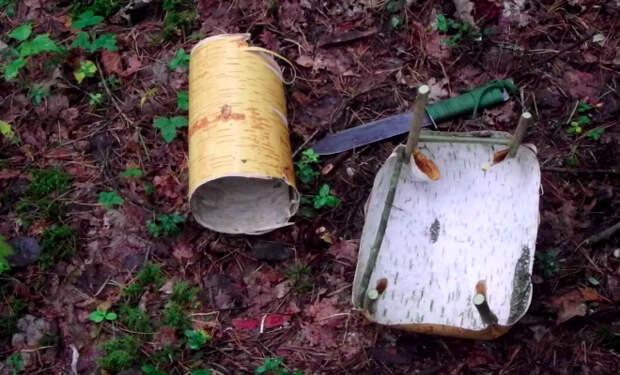 Очищаем воду в лесу: метод охотников и лесников