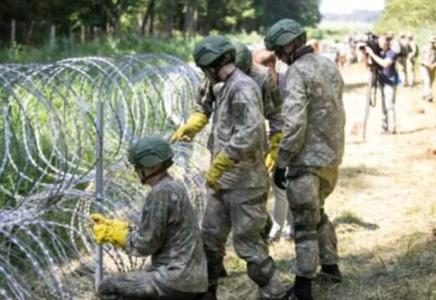 О Великом Литовском заборе
