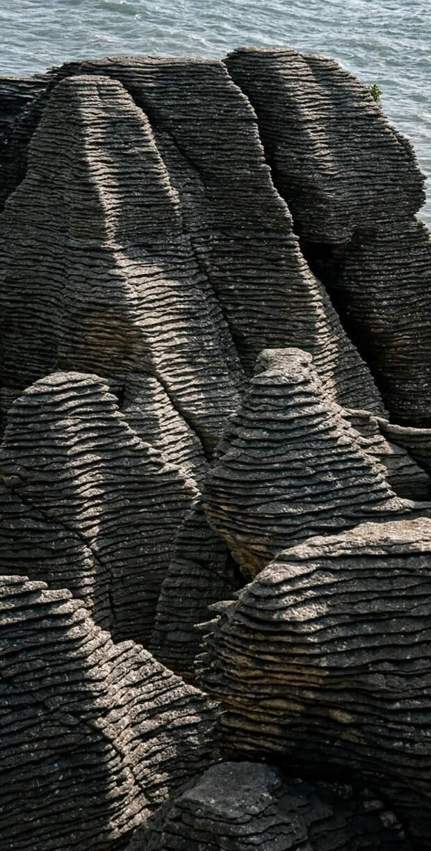 """Пункайки, Новая Зеландия - так называемые""""блинные скалы"""" завораживающе, земля, интересное, красота, пейзажи, природа, фотомир"""