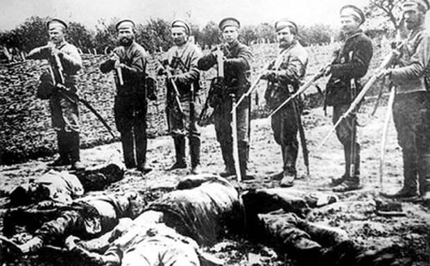 Егор Яковлев про белый террор против своих