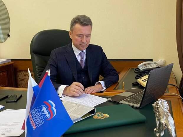 Депутат от «Единой России» предложил лишать свободы до трех лет за фейки о росте цен