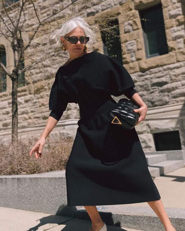 Как составлять стильный образ с молодежной одеждой в зрелом возрасте