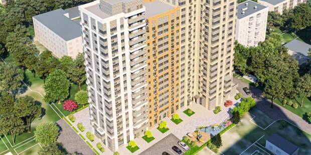 В Головинском три новых дома по программе реновации примут жителей в 2021 году