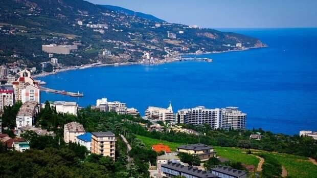 Перечислены самые привлекательные места для туристов в Крыму