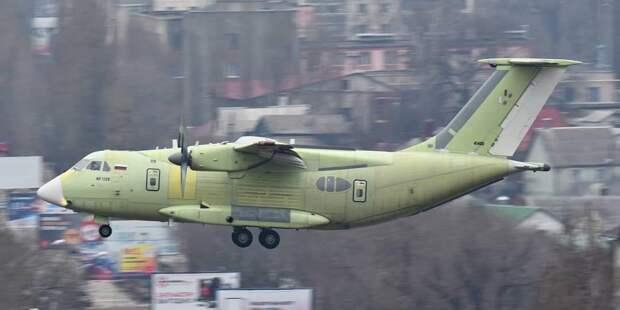 Первый полет Ил-112В задержался на два десятилетия